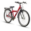 s'cool XYlite 24 21-S - Vélo enfant - steel rouge